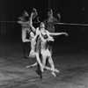 "New York City Ballet production of ""Four Last Songs"" with (left ?), Robert Maiorano and Susan Pilarre, choreography by Lorca Massine (New York)"