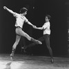 "New York City Ballet production of ""Dances at a Gathering"" with Robert Weiss and Helgi Tomasson, choreography by Jerome Robbins (New York)"