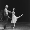 "New York City Ballet production of ""Dances at a Gathering"" with Kay Mazzo and Peter Martins, choreography by Jerome Robbins (New York)"