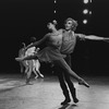 "New York City Ballet production of ""Dances at a Gathering"" with Peter Martins, choreography by Jerome Robbins (New York)"