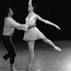 "New York City Ballet production of ""The Goldberg Variations"" with Patricia McBride and Helgi Tomasson, choreography by Jerome Robbins (New York)"