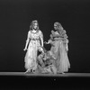 """New York City Ballet production of """"Printemps"""" with Christine Redpath, Violette Verdy and Virginia Stuart, choreography by Lorca Massine (New York)"""