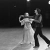 """New York City Ballet production of """"Printemps"""" with Lorca Massine coaching Violette Verdy, choreography by Lorca Massine (New York)"""