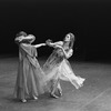 """New York City Ballet production of """"Printemps"""" with Violette Verdy and Christine Redpath, choreography by Lorca Massine (New York)"""