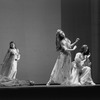 """New York City Ballet production of """"Printemps"""" with Christine Redpath, choreography by Lorca Massine (New York)"""