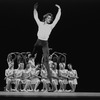 "New York City Ballet production of ""Chopiniana"" with Peter Martins, staged by Alexandra Danilova after Michel Fokine (New York)"