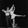 "New York City Ballet production of ""Chopiniana"" with Kay Mazzo and Peter Martins, staged by Alexandra Danilova after Michel Fokine (New York)"