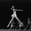 """New York City Ballet production of """"Chopiniana"""" with Susan Hendl, staged by Alexandra Danilova after Michel Fokine (New York)"""