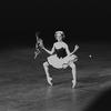 "New York City Ballet production of ""Tarantella"" with Sara Leland, choreography by George Balanchine (New York)"