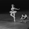 "New York City Ballet production of ""Tarantella"" with Gelsey Kirkland and Edward Villella, choreography by George Balanchine (New York)"