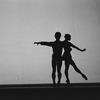 "New York City Ballet production of ""Tschaikovsky suite no. 1"" (""Reveries""), with Elise Flagg and Conrad Ludlow, choreography by John Clifford (New York)"