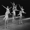 """New York City Ballet production of """"Tschaikovsky suite no. 1"""" (""""Reveries""""), choreography by John Clifford (New York)"""