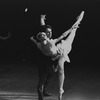 """New York City Ballet production of """"Tschaikovsky suite no. 1"""" (""""Reveries""""), with Christine Redpath and Anthony Blum, choreography by Jacques d'Amboise (New York)"""