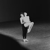 "New York City Ballet production of ""Symphony in Three Movements"" with Sara Leland and Edward Villella, choreography by George Balanchine (New York)"