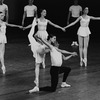"New York City Ballet production of ""Monumentum Pro Gesualdo"" with Gelsey Kirkland and Conrad Ludlow, choreography by George Balanchine (New York)"