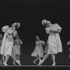 "New York City Ballet production of ""Scherzo a la Russe"" with Kay Mazzo and Karin von Aroldingen, choreography by George Balanchine (New York)"