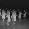 "New York City Ballet production of ""Scherzo a la Russe"" with Karin von Aroldingen and Kay Mazzo, choreography by George Balanchine (New York)"