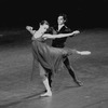 "New York City Ballet production of ""An Evening's Waltzes"" with Christine Redpath and John Clifford, choreography by Jerome Robbins (New York)"