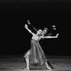 "New York City Ballet production of ""An Evening's Waltzes"" with Sara Leland and Bart Cook, choreography by Jerome Robbins (New York)"