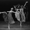 "New York City Ballet production of ""An Evening's Waltzes"" with Sara Leland, choreography by Jerome Robbins (New York)"