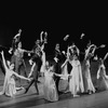 "New York City Ballet production of ""An Evening's Waltzes"", choreography by Jerome Robbins (New York)"