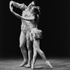 """New York City Ballet production of """"Saltarelli"""" with Christine Redpath and Francis Sackett, choreography by Jacques d'Amboise (New York)"""