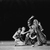 "New York City Ballet production of ""The Prodigal Son"" with Helgi Tomasson, choreography by George Balanchine (New York)"