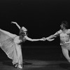 "New York City Ballet production of ""Suite No. 3"" with Sara Leland and Bart Cook, choreography by George Balanchine (New York)"
