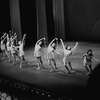 "New York City Ballet production of ""Daphnis and Chloe"" with choreography by John Taras (New York)"