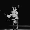 """New York City Ballet production of """"Sarabande and Danse"""" with Kyra Nichols and Francis Sackett, choreography by Jacques d'Amboise (New York)"""