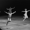 """New York City Ballet production of """"Sarabande and Danse"""" with Colleen Neary and Bart Cook, choreography by Jacques d'Amboise (New York)"""
