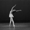 """New York City Ballet production of """"Sarabande and Danse"""" with Colleen Neary, choreography by Jacques d'Amboise (New York)"""
