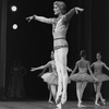 "New York City Ballet production of ""Suite No. 3"" with Peter Martins, choreography by George Balanchine (New York)"