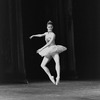 """New York City Ballet production of """"Suite No. 3"""" with Merrill Ashley, choreography by George Balanchine (New York)"""
