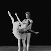 "New York City Ballet production of ""Suite No. 3"" with Merrill Ashley and Peter Martins, choreography by George Balanchine (New York)"