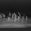 "New York City Ballet production of ""Fanfare"" with choreography by Jerome Robbins (New York)"