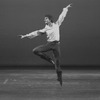 "New York City Ballet production of ""Dances at a Gathering"" with Bart Cook, choreography by Jerome Robbins (New York)"