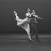 "New York City Ballet production of ""Dances at a Gathering"" with  Stephanie Saland and Victor Castelli, choreography by Jerome Robbins (New York)"