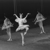 """New York City Ballet production of """"Bugaku"""" with Patricia McBride, choreography by George Balanchine (New York)"""