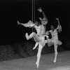 """New York City Ballet production of """"Bugaku"""" with Jean-Pierre Bonnefous, choreography by George Balanchine (New York)"""