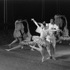 """New York City Ballet production of """"Bugaku"""" with Patricia McBride and Jean-Pierre Bonnefous, choreography by George Balanchine (New York)"""
