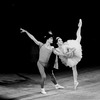 """New York City Ballet production of """"Mother Goose"""" with Daniel Duell and Muriel Aasen, choreography by Jerome Robbins (New York)"""
