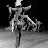 "New York City Ballet production of ""Mother Goose"", choreography by Jerome Robbins (New York)"