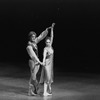"New York City Ballet production of ""Other Dances"" with Suzanne Farrell and Peter Martins, choreography by Jerome Robbins (New York)"