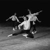 """New York City Ballet production of """"The Goldberg Variations"""" with Peter Frame, choreography by Jerome Robbins (New York)"""