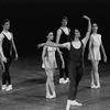 """New York City Ballet production of """"The Goldberg Variations"""", choreography by Jerome Robbins (New York)"""