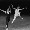 "New York City Ballet production of ""The Goldberg Variations"" with Sara Leland, choreography by Jerome Robbins (New York)"