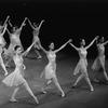 "New York City Ballet production of ""Ballo della Regina"", choreography by George Balanchine (New York)"