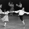 """New York City Ballet production of """"Bournonville Divertissements"""" with Daniel Duell, choreography by August Bournonville (staged by Stanley Williams) (New York)"""