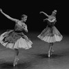 "New York City Ballet production of ""Bournonville Divertissements"" with Colleen Neary and Wilhelmina Frankfurt, choreography by August Bournonville (staged by Stanley Williams) (New York)"